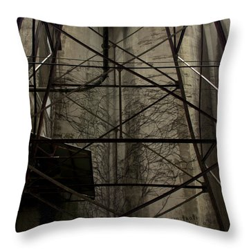 Vine And Dandy Throw Pillow