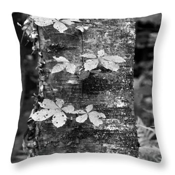 Vine Throw Pillow