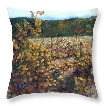 Vineyard Lucchesi Throw Pillow