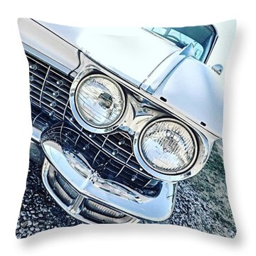 #vintage #carcorners Just Make So Throw Pillow
