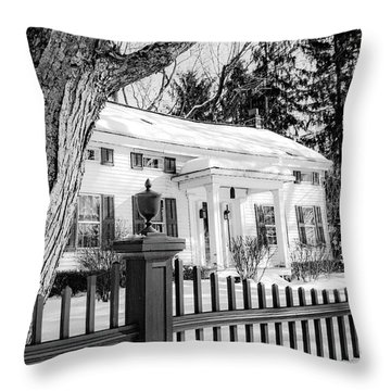 Vintage Classic Throw Pillow