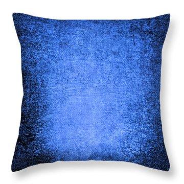 Vintage Denim Throw Pillow