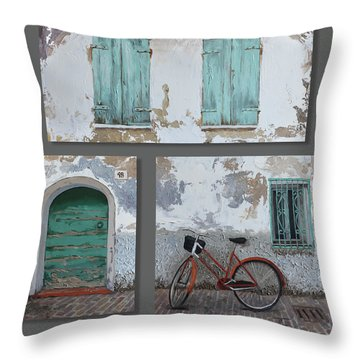 Vintage Series All 3 In 1 Throw Pillow