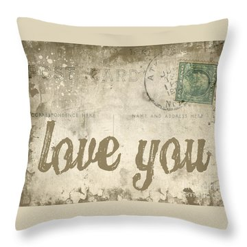 Sweetheart Throw Pillows