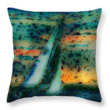 Ebsq Digital Throw Pillows