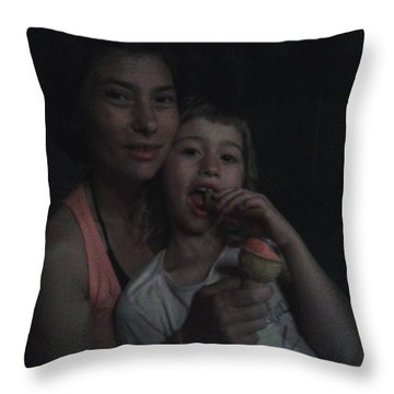 Vio E Francy One Part Of My Breath Throw Pillow