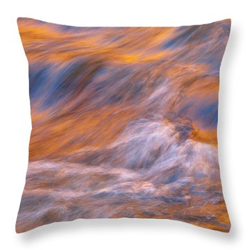 Virgin River Voodoo Throw Pillow