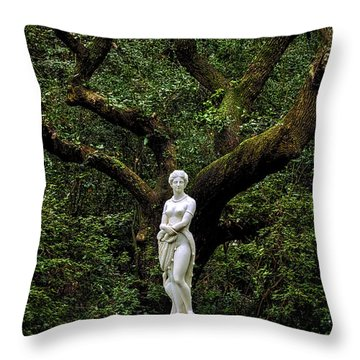 Virginia Dare Hdr 2016 Throw Pillow