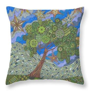 Virginia Quilts Throw Pillow