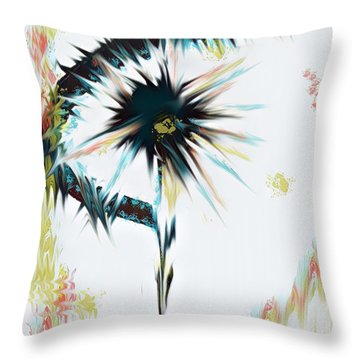 Vision II Throw Pillow