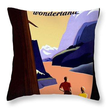 Redwood City Throw Pillows