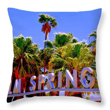 Visitor Center Gateway 1 Throw Pillow