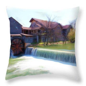 Vista Series 1319 Throw Pillow