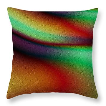 Vistoso Throw Pillow