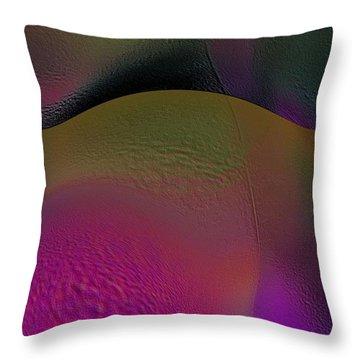 Vitraux Throw Pillow
