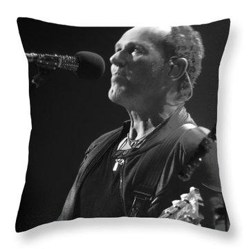 Vivian Campbell Mtl 2015 Throw Pillow