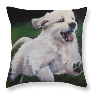 Vivian Throw Pillow