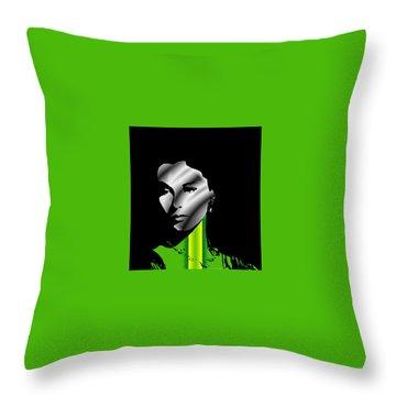 Vivien Leigh Throw Pillow