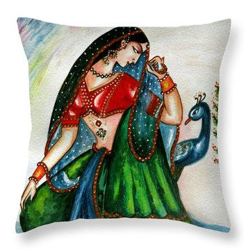Viyog Throw Pillow