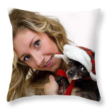 Vlada Tony Throw Pillow