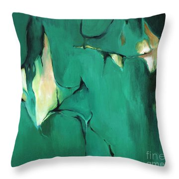 Vlandera Throw Pillow