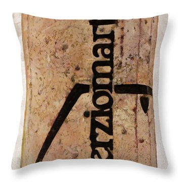 Voerzio Martini Throw Pillow
