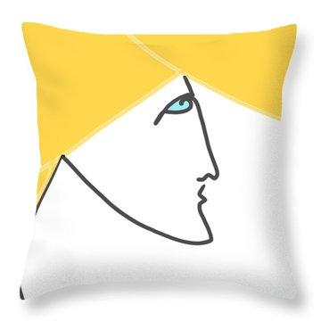 Vogue Throw Pillow
