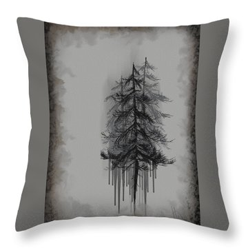 Voices Throw Pillow