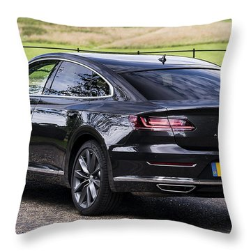 Volkswagen Arteon Throw Pillow