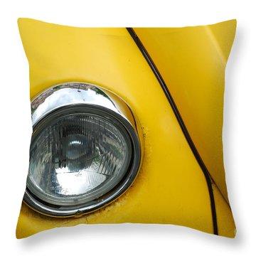 Volkswagen Beetle /14/ Throw Pillow