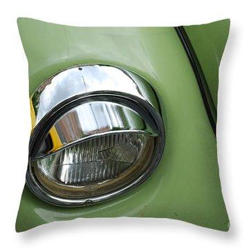 Volkswagen Beetle /15/ Throw Pillow