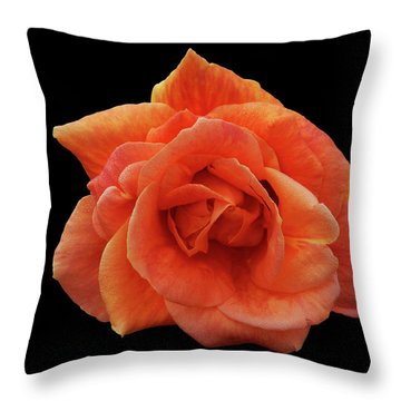 Throw Pillow featuring the photograph Vulcania by Mark Blauhoefer