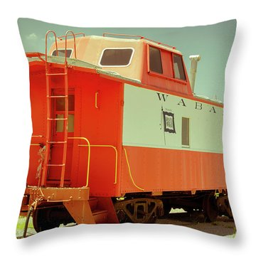 Wabash Throw Pillow