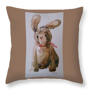 Wabbit Throw Pillow