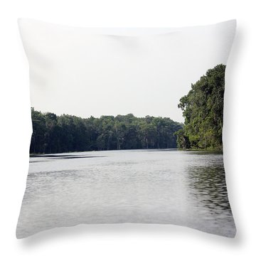 Wacissa The Grand Throw Pillow