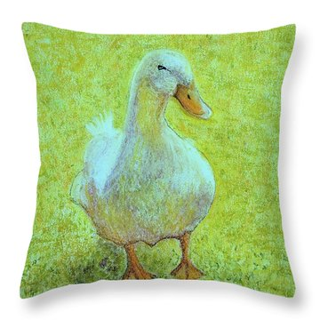 Waddle Throw Pillow