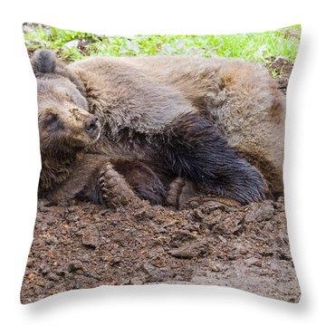 Waddya Want Throw Pillow