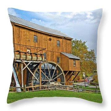 Wades Mill Throw Pillow