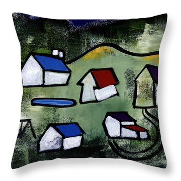Waimea Throw Pillow
