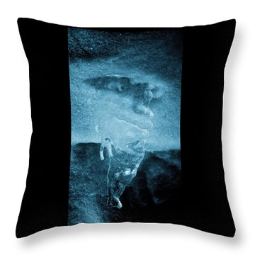 Waiting For An Old Flame Throw Pillow