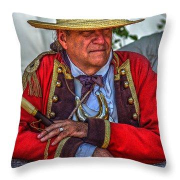 Lobsterback Throw Pillows