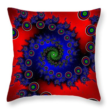 Walcilites Throw Pillow