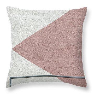 Wall #2944 Throw Pillow