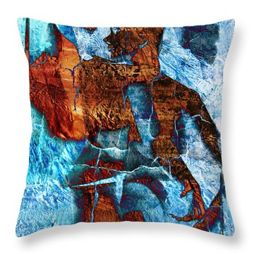 Wall Art Fenimina  Throw Pillow