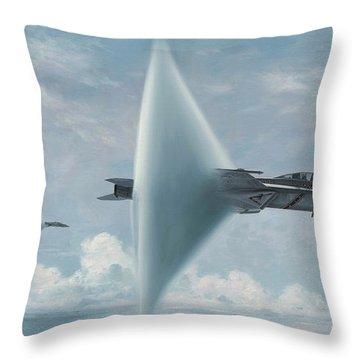 Hornet Throw Pillows