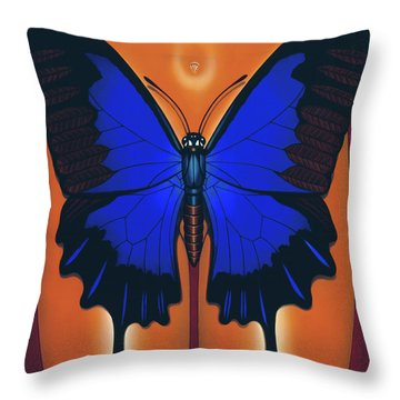 Wandering Dream 2 Throw Pillow