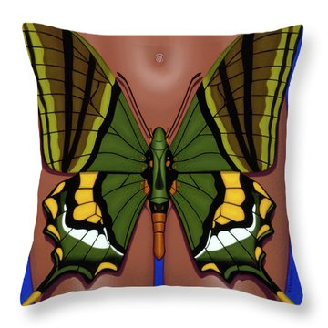 Wandering Dream 3 Throw Pillow
