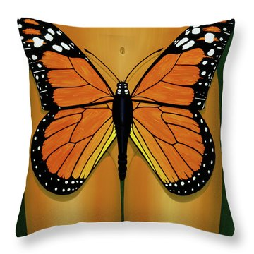 Wandering Dream Throw Pillow