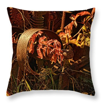 Woodworking Throw Pillows