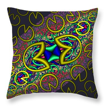 Wantiontee Throw Pillow